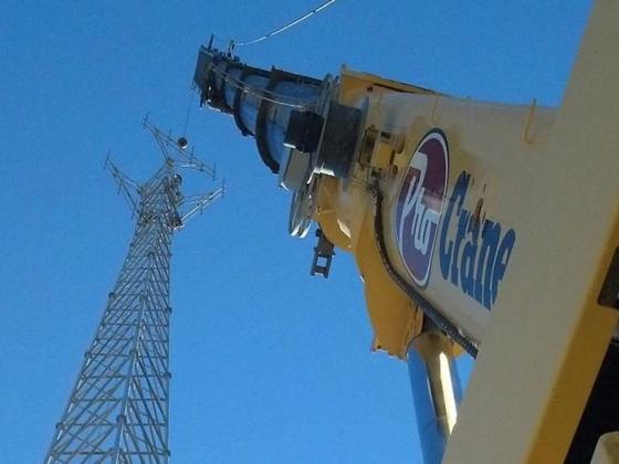 Crane services by Pro Crane in Norfolk, NE